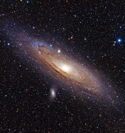 Andromeda Galaxy (with h-alpha) thumb